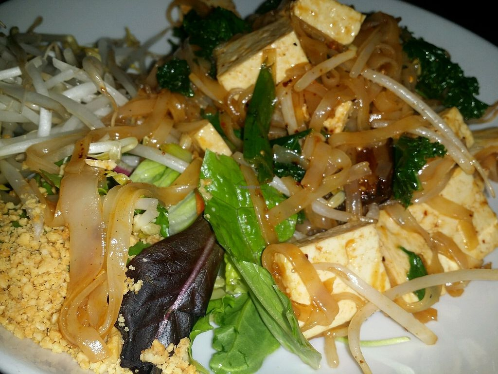 "Photo of Kale & Quinoa   by <a href=""/members/profile/veganmonster"">veganmonster</a> <br/>pad Thai =] <br/> October 29, 2017  - <a href='/contact/abuse/image/74937/319689'>Report</a>"