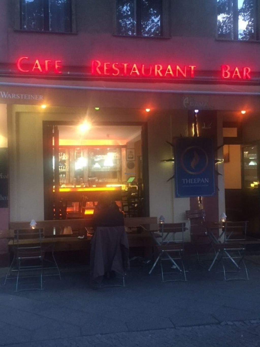 "Photo of CLOSED: Theepan  by <a href=""/members/profile/Dakini05"">Dakini05</a> <br/>Theepan Restaurant outside <br/> June 14, 2016  - <a href='/contact/abuse/image/74938/197802'>Report</a>"