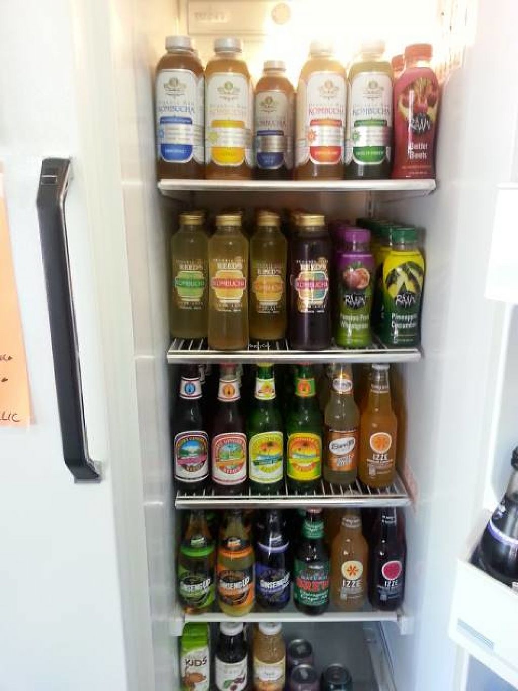 """Photo of Burnsville Health and Nutrition  by <a href=""""/members/profile/phurious"""">phurious</a> <br/>Drink Fridge <br/> June 11, 2016  - <a href='/contact/abuse/image/74943/153544'>Report</a>"""