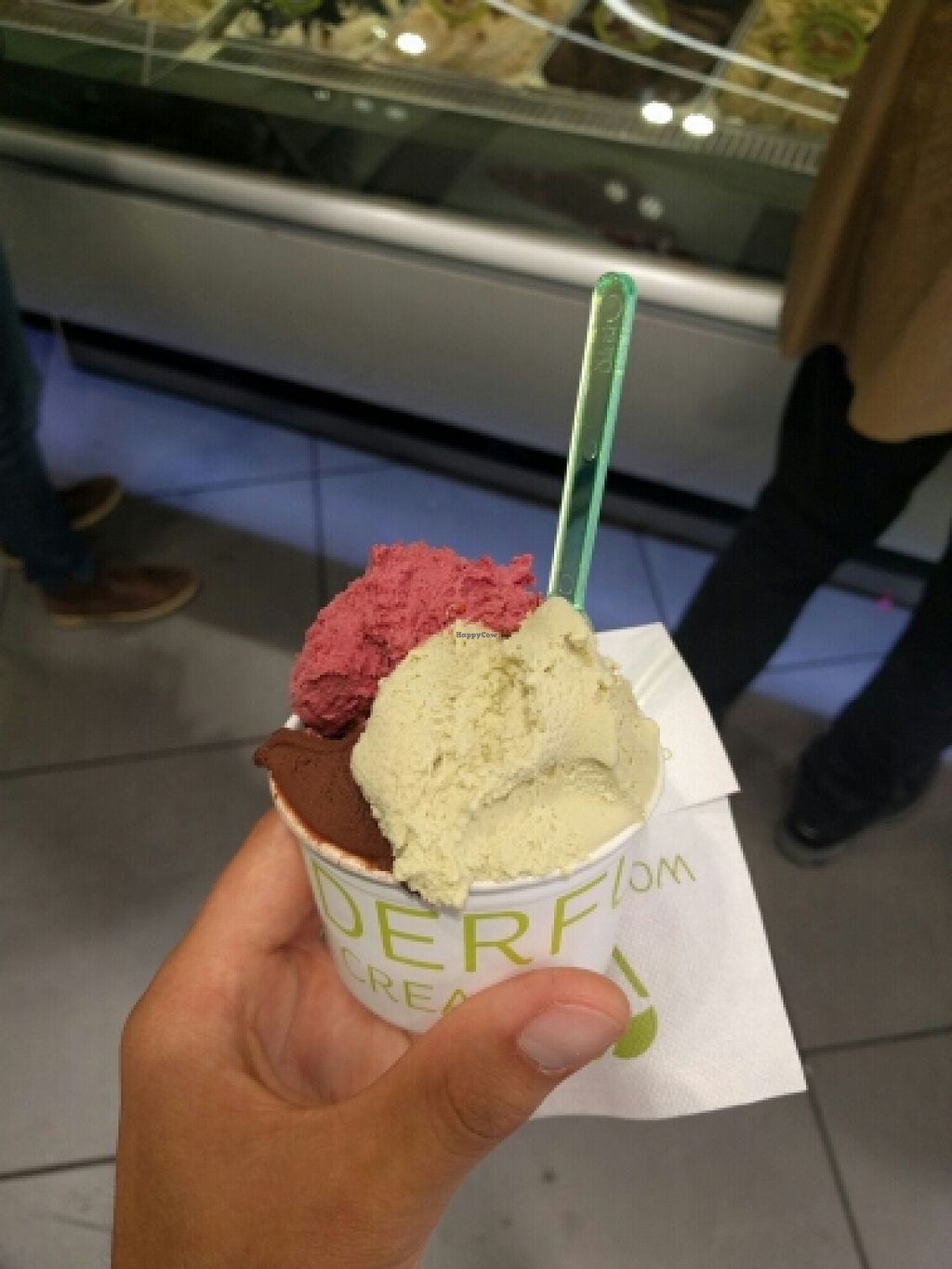 "Photo of Wonderful Icecream  by <a href=""/members/profile/Johfel97"">Johfel97</a> <br/>vegan icecream <br/> June 20, 2016  - <a href='/contact/abuse/image/74948/155180'>Report</a>"