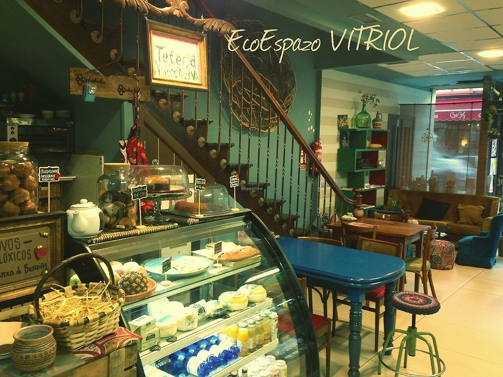 """Photo of Ecoespazo Vitriol  by <a href=""""/members/profile/EcoEspazoVitriol"""">EcoEspazoVitriol</a> <br/>Restaurante <br/> June 18, 2017  - <a href='/contact/abuse/image/74952/270428'>Report</a>"""
