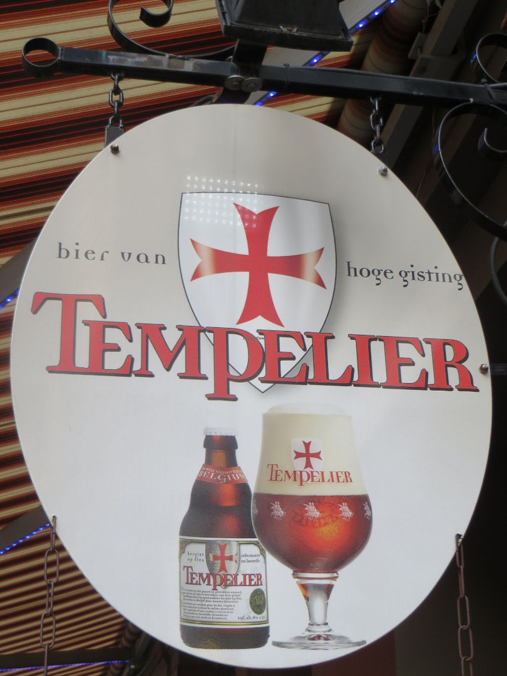 """Photo of Le Tempelier  by <a href=""""/members/profile/VegiAnna"""">VegiAnna</a> <br/>restaurant logo <br/> June 14, 2016  - <a href='/contact/abuse/image/74970/153900'>Report</a>"""