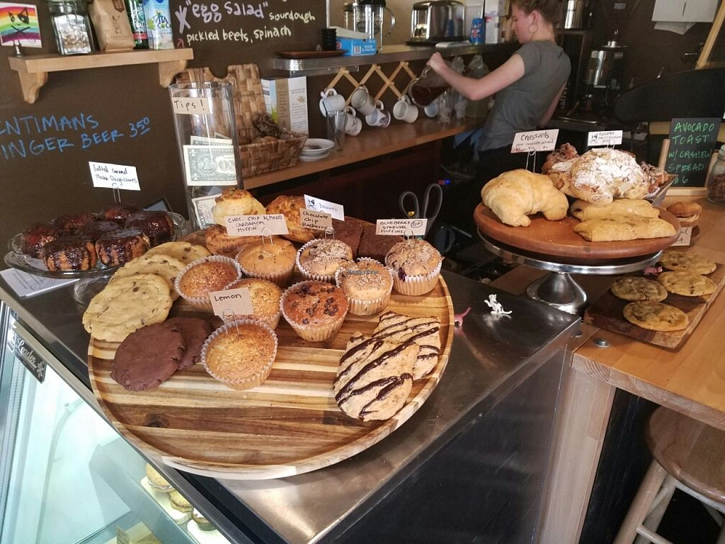 """Photo of Brooklyn Whiskers - Bushwick  by <a href=""""/members/profile/kenvegan"""">kenvegan</a> <br/>desserts <br/> June 25, 2016  - <a href='/contact/abuse/image/74976/156082'>Report</a>"""