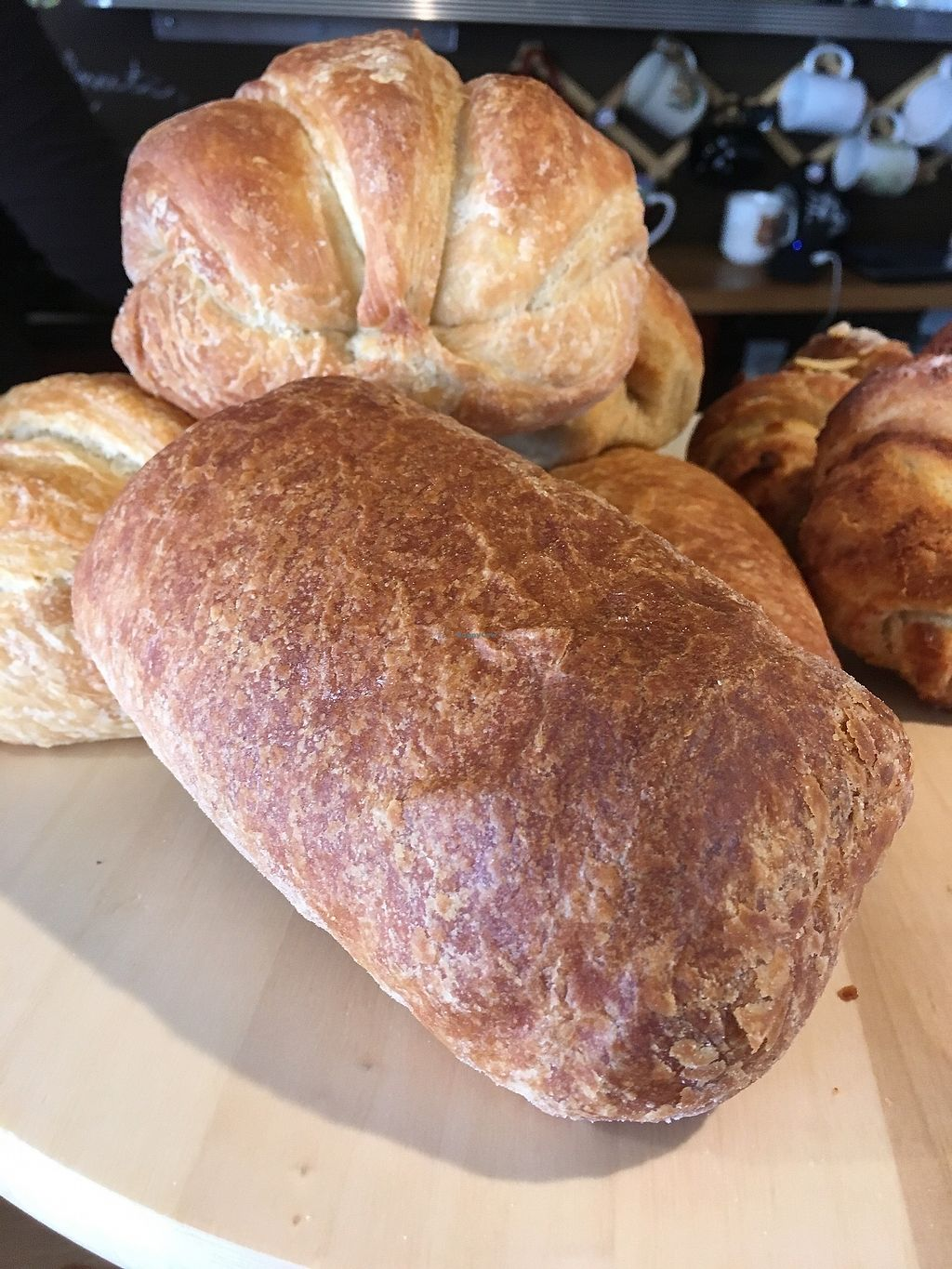 """Photo of Brooklyn Whiskers - Bushwick  by <a href=""""/members/profile/ecoRDN"""">ecoRDN</a> <br/>Brooklyn Whiskers Bakery <br/> February 13, 2018  - <a href='/contact/abuse/image/74976/358833'>Report</a>"""