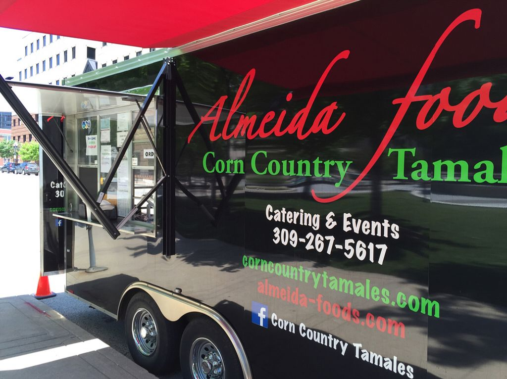 """Photo of Corn Country Tamales  by <a href=""""/members/profile/AnnFromIllinois"""">AnnFromIllinois</a> <br/>They show up at events all over central Illinois, and usually once a week in downtown Peoria.  <br/> June 12, 2016  - <a href='/contact/abuse/image/74979/153633'>Report</a>"""