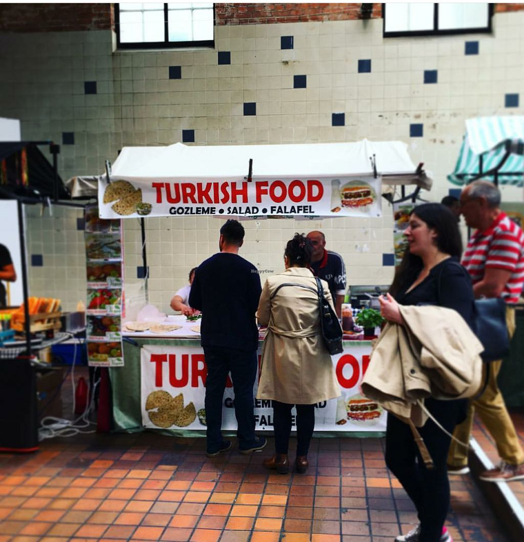 "Photo of Turkish Food Stall  by <a href=""/members/profile/Turkishfood"">Turkishfood</a> <br/>fresh falafel and gozleme, salad and hummus <br/> June 18, 2016  - <a href='/contact/abuse/image/74980/154713'>Report</a>"