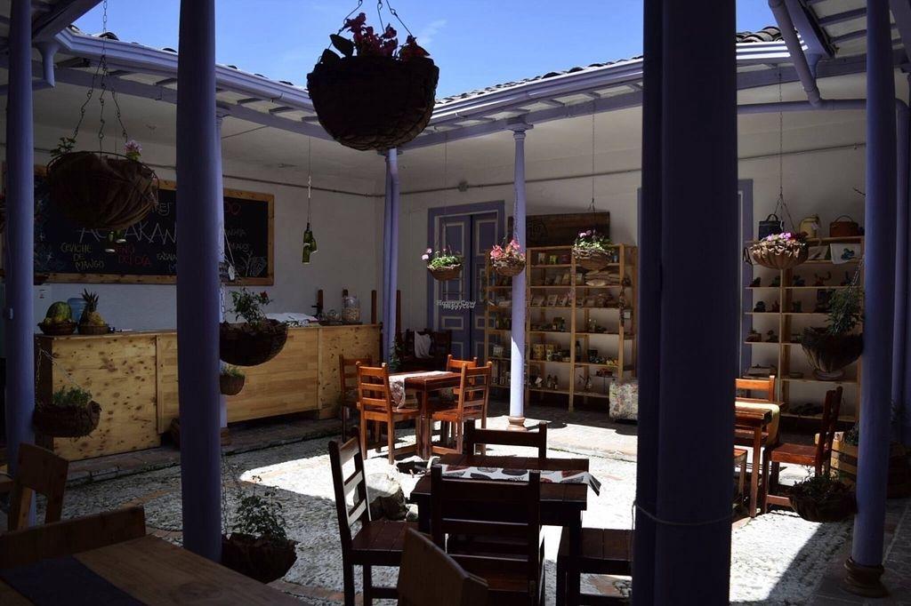"Photo of Achakanas  by <a href=""/members/profile/ACHAKANAS"">ACHAKANAS</a> <br/>Nuestro restaurante a media cuadra del parque principal <br/> September 29, 2016  - <a href='/contact/abuse/image/75028/178470'>Report</a>"