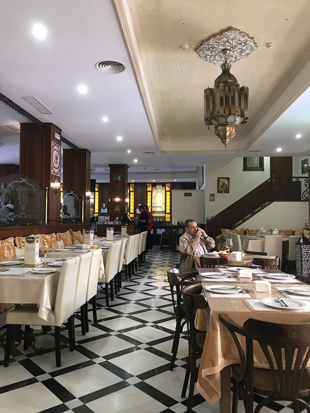 """Photo of Arabia Restaurante  by <a href=""""/members/profile/RonaldFerree"""">RonaldFerree</a> <br/>Full view <br/> October 22, 2017  - <a href='/contact/abuse/image/75029/317660'>Report</a>"""