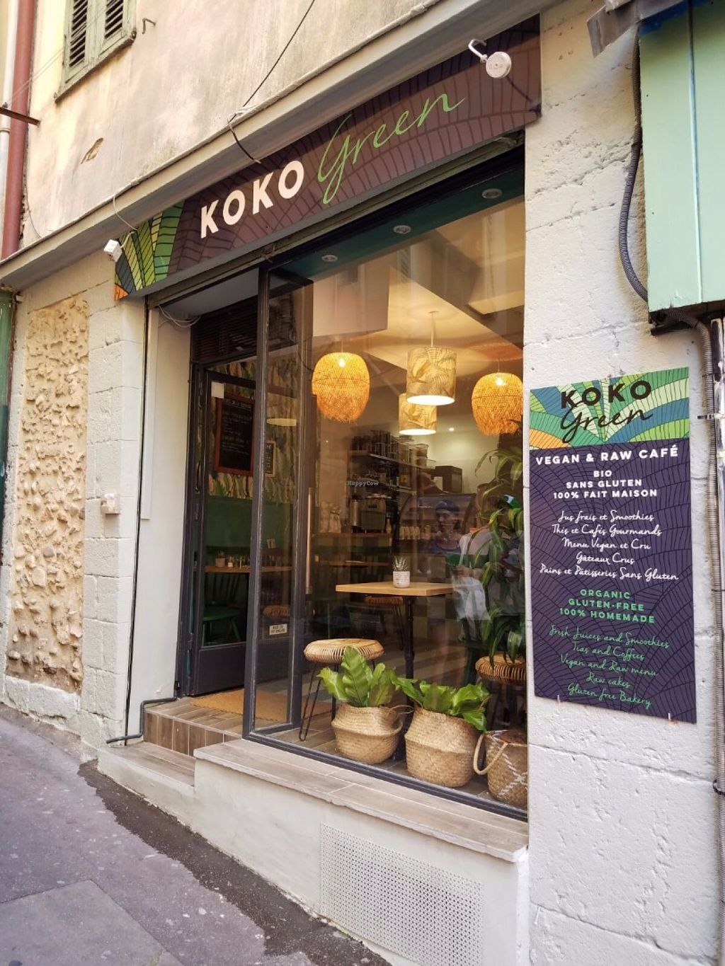 """Photo of KOKO Green  by <a href=""""/members/profile/KarimKanfoudi"""">KarimKanfoudi</a> <br/>Outside KoKo Green <br/> June 24, 2016  - <a href='/contact/abuse/image/75042/155872'>Report</a>"""