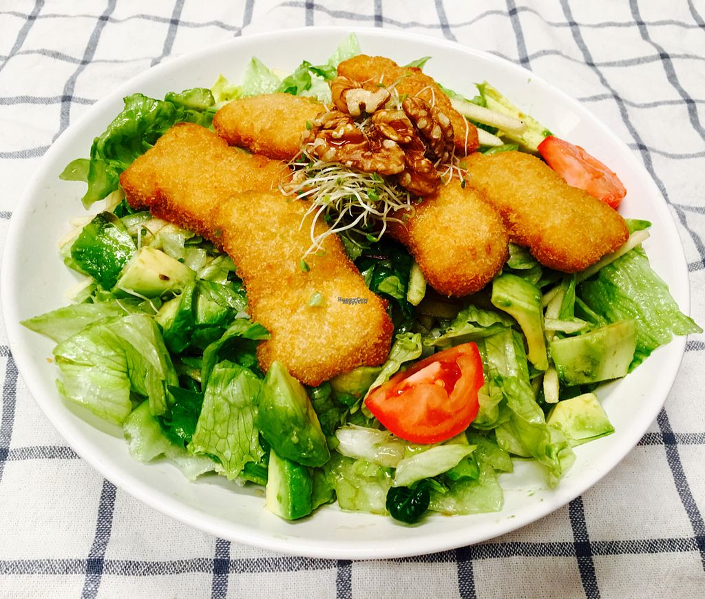 """Photo of Superoll  by <a href=""""/members/profile/Superoll"""">Superoll</a> <br/>Protein Salad <br/> September 23, 2016  - <a href='/contact/abuse/image/75054/177519'>Report</a>"""