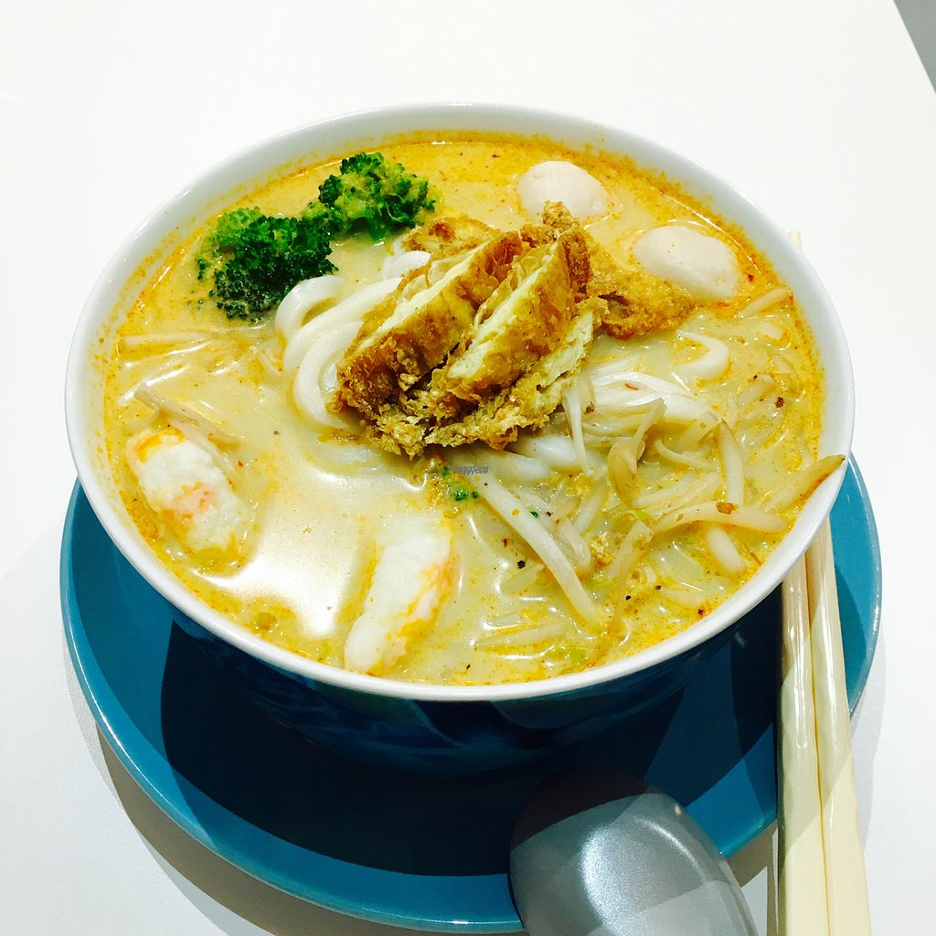 """Photo of Superoll  by <a href=""""/members/profile/Superoll"""">Superoll</a> <br/>Laksa Udon Noodle Soup <br/> September 23, 2016  - <a href='/contact/abuse/image/75054/177520'>Report</a>"""
