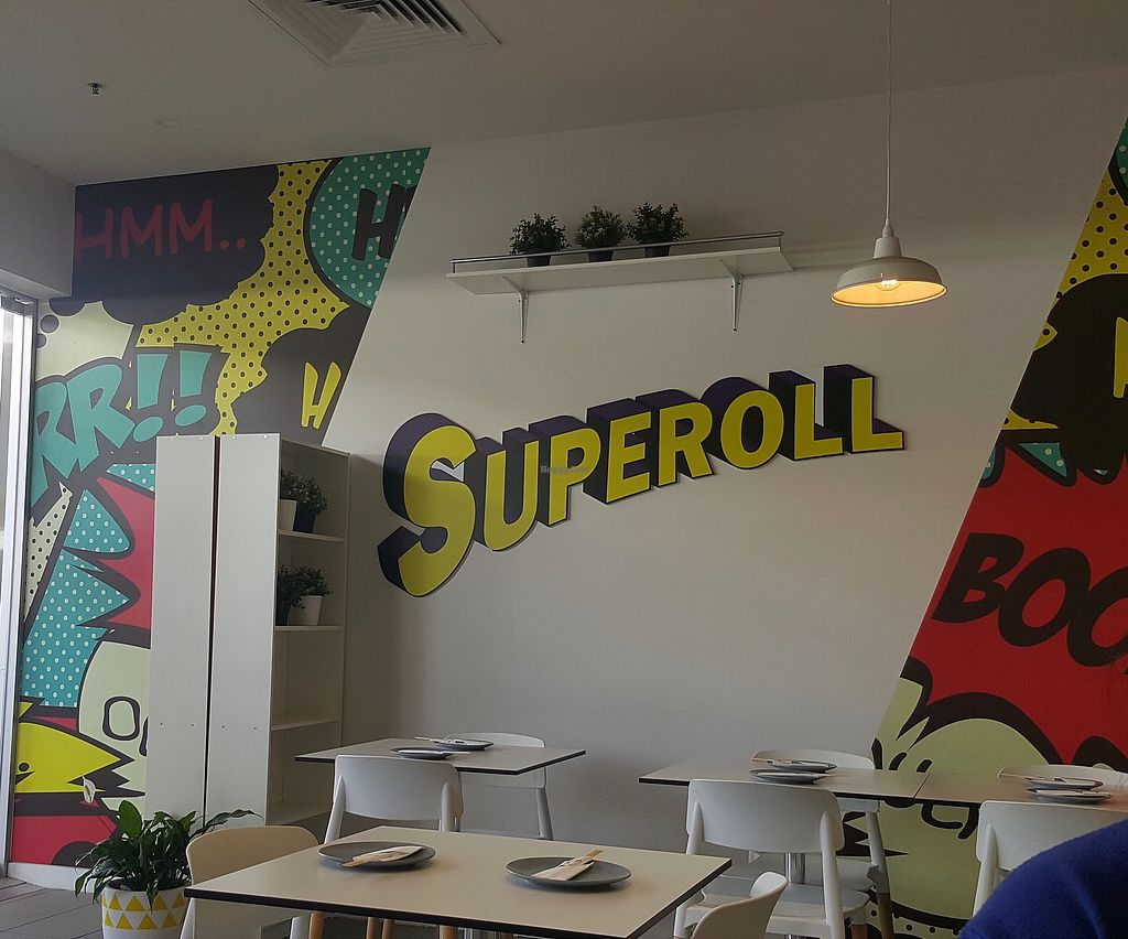 """Photo of Superoll  by <a href=""""/members/profile/nafanc"""">nafanc</a> <br/>Cool space with fun decorations <br/> February 10, 2018  - <a href='/contact/abuse/image/75054/357183'>Report</a>"""