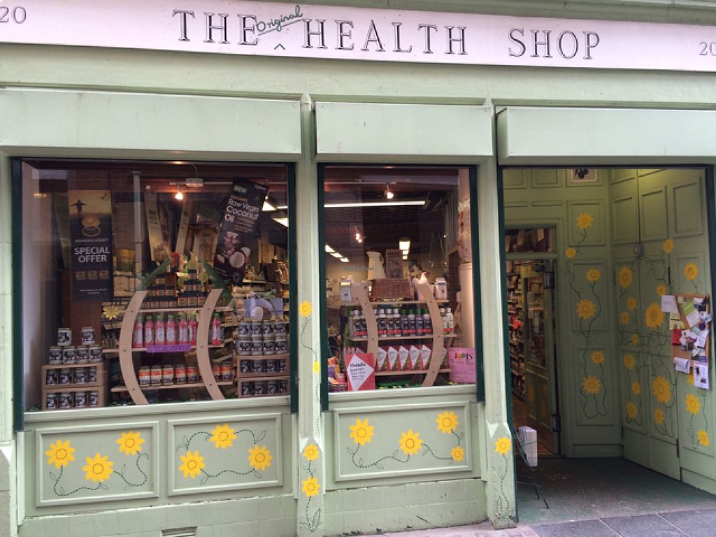 "Photo of The Health Shop  by <a href=""/members/profile/Marianne1967"">Marianne1967</a> <br/>the shop, just around the corner of Blend <br/> August 20, 2015  - <a href='/contact/abuse/image/7505/114405'>Report</a>"