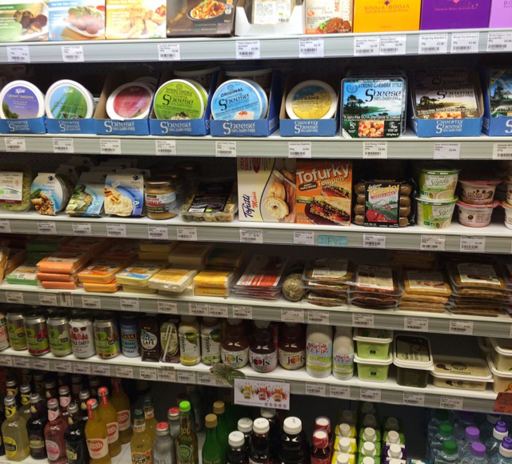 "Photo of The Health Shop  by <a href=""/members/profile/Marianne1967"">Marianne1967</a> <br/>great selection of vegan food! <br/> August 20, 2015  - <a href='/contact/abuse/image/7505/114407'>Report</a>"