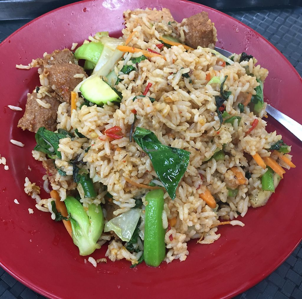 "Photo of Blossoming Lotus  by <a href=""/members/profile/MusukoZipang"">MusukoZipang</a> <br/>spicy fried rice(no oil) 10$ <br/> April 15, 2017  - <a href='/contact/abuse/image/75085/248577'>Report</a>"