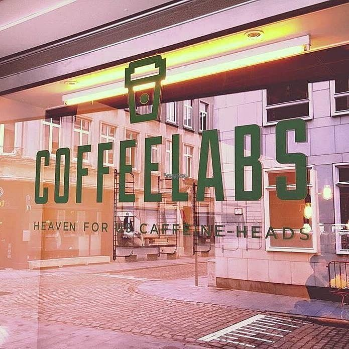 "Photo of Coffeelabs  by <a href=""/members/profile/MMaree"">MMaree</a> <br/>Front window with logo <br/> October 27, 2016  - <a href='/contact/abuse/image/75095/184799'>Report</a>"