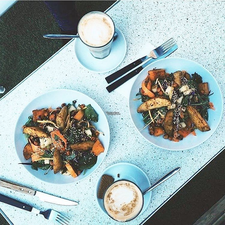 "Photo of Coffeelabs  by <a href=""/members/profile/MMaree"">MMaree</a> <br/>Vegan salad. Menu changes pretty often on inspiration, so go and have a look. Staff is kind enough to veganise it. (pic. from their FB-page/IG) <br/> October 27, 2016  - <a href='/contact/abuse/image/75095/184802'>Report</a>"