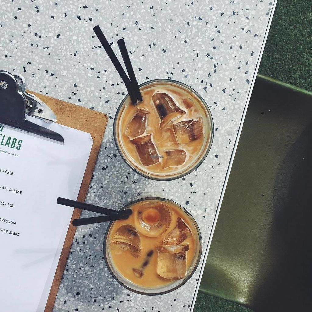 "Photo of Coffeelabs  by <a href=""/members/profile/MMaree"">MMaree</a> <br/>I love their ice coffee's, you can pick a sirup if you like (vanille, hazelnut and one more I thought). (pic. from their FB-page/IG) <br/> October 27, 2016  - <a href='/contact/abuse/image/75095/184803'>Report</a>"
