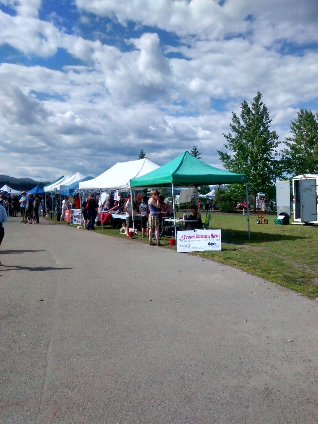 "Photo of Fireweed Community Market   by <a href=""/members/profile/QuothTheRaven"">QuothTheRaven</a> <br/>Market <br/> June 17, 2016  - <a href='/contact/abuse/image/75106/154385'>Report</a>"