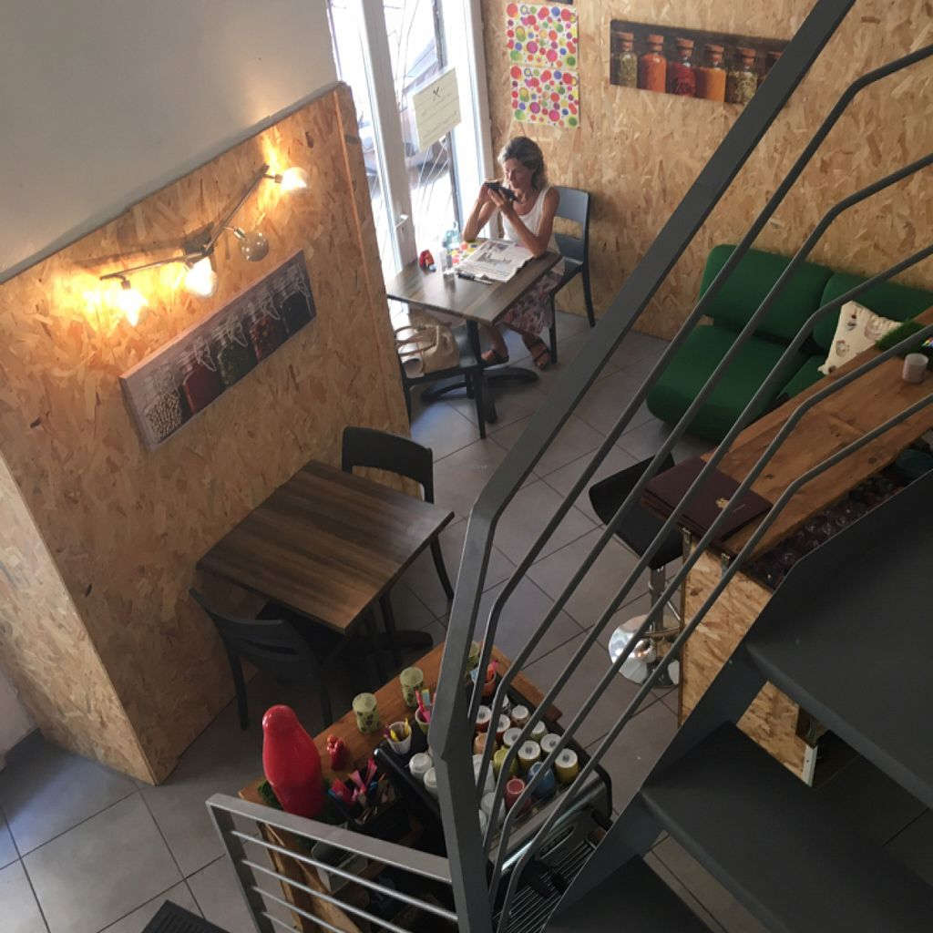 """Photo of Paprika Restaurant  by <a href=""""/members/profile/YuriS"""">YuriS</a> <br/>downstairs <br/> July 8, 2016  - <a href='/contact/abuse/image/75113/158420'>Report</a>"""