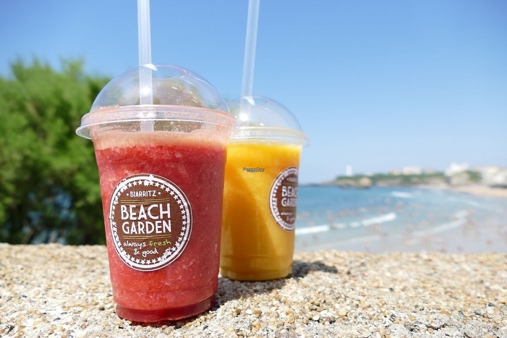 """Photo of Beach Garden  by <a href=""""/members/profile/JulieKiki"""">JulieKiki</a> <br/>smoothie, juice, smoothie bowl <br/> April 15, 2017  - <a href='/contact/abuse/image/75151/248335'>Report</a>"""