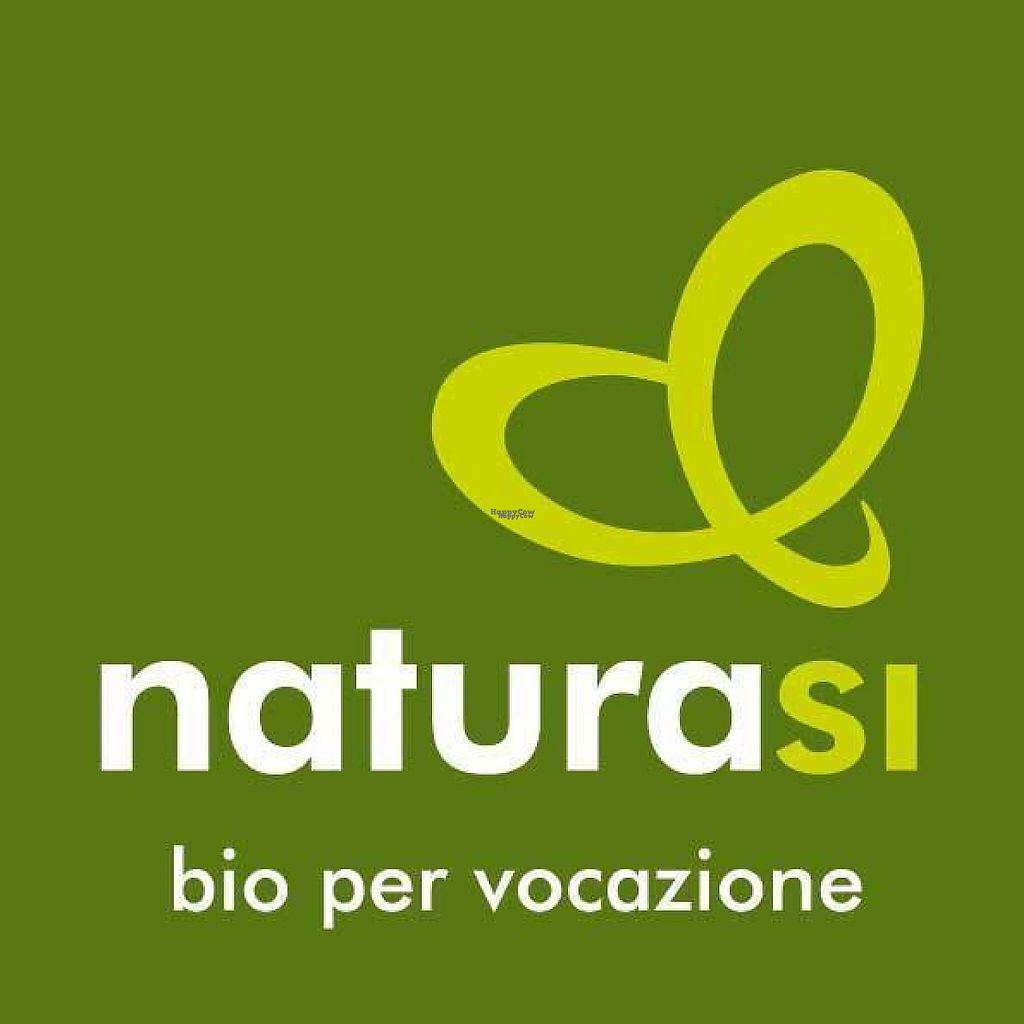 """Photo of Natura Si  by <a href=""""/members/profile/community"""">community</a> <br/>logo  <br/> March 8, 2017  - <a href='/contact/abuse/image/75160/234091'>Report</a>"""
