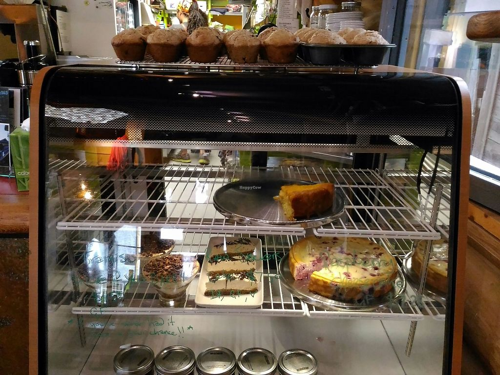"Photo of Alchemy Cafe  by <a href=""/members/profile/Piedslibres"">Piedslibres</a> <br/>Fresh baked pastries, just amazing. I loved the cheese cake and the orange cake <br/> August 17, 2017  - <a href='/contact/abuse/image/75168/293691'>Report</a>"