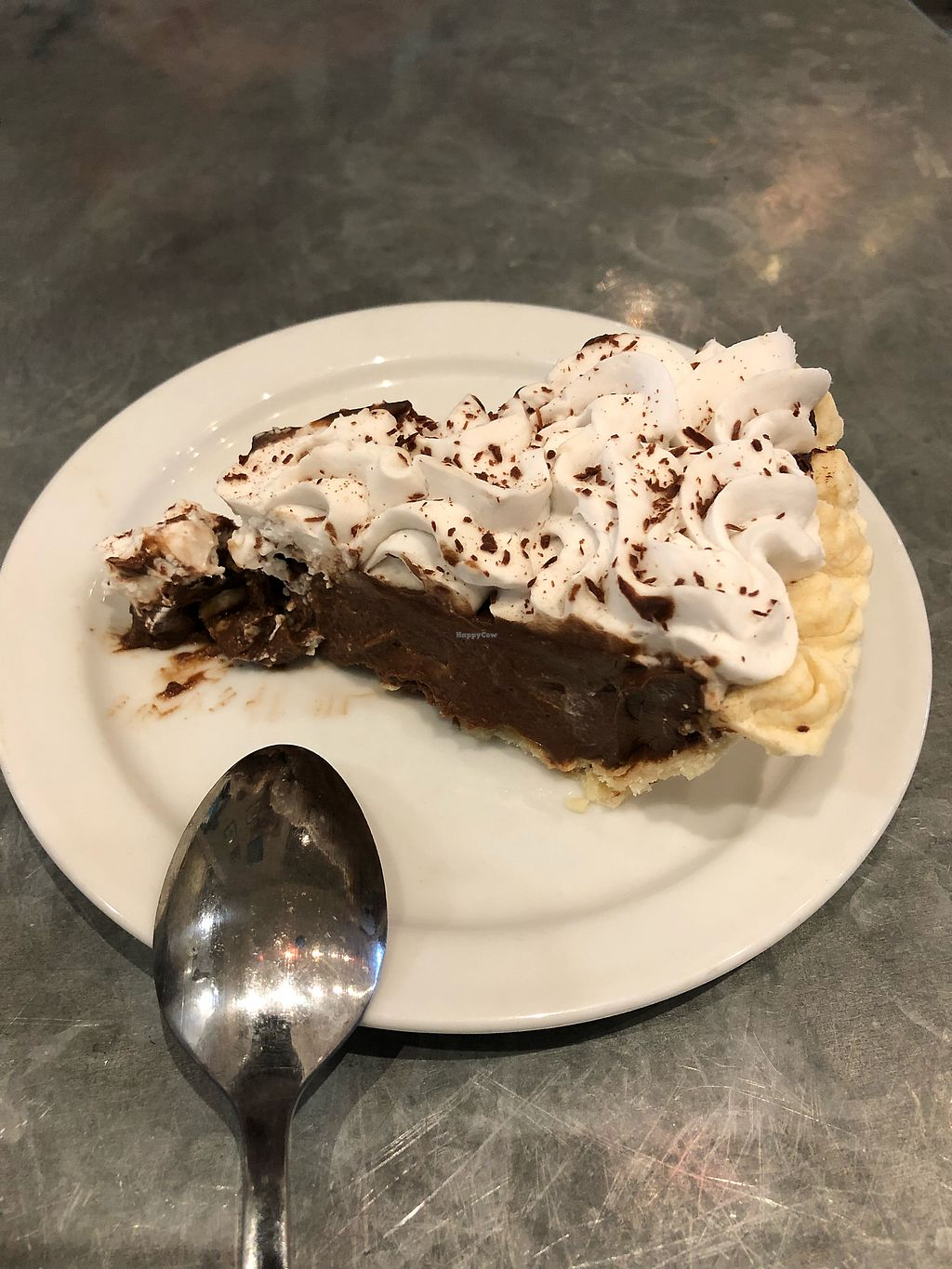 """Photo of Fare Well  by <a href=""""/members/profile/GMUGrad2002"""">GMUGrad2002</a> <br/>Chocolate Cream Pie <br/> December 23, 2017  - <a href='/contact/abuse/image/75173/338460'>Report</a>"""