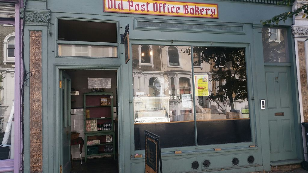 """Photo of The Old Post Office Bakery  by <a href=""""/members/profile/jollypig"""">jollypig</a> <br/>Outside <br/> September 24, 2017  - <a href='/contact/abuse/image/75179/307786'>Report</a>"""