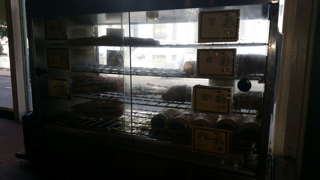 """Photo of The Old Post Office Bakery  by <a href=""""/members/profile/jollypig"""">jollypig</a> <br/>Shelves <br/> September 24, 2017  - <a href='/contact/abuse/image/75179/307787'>Report</a>"""
