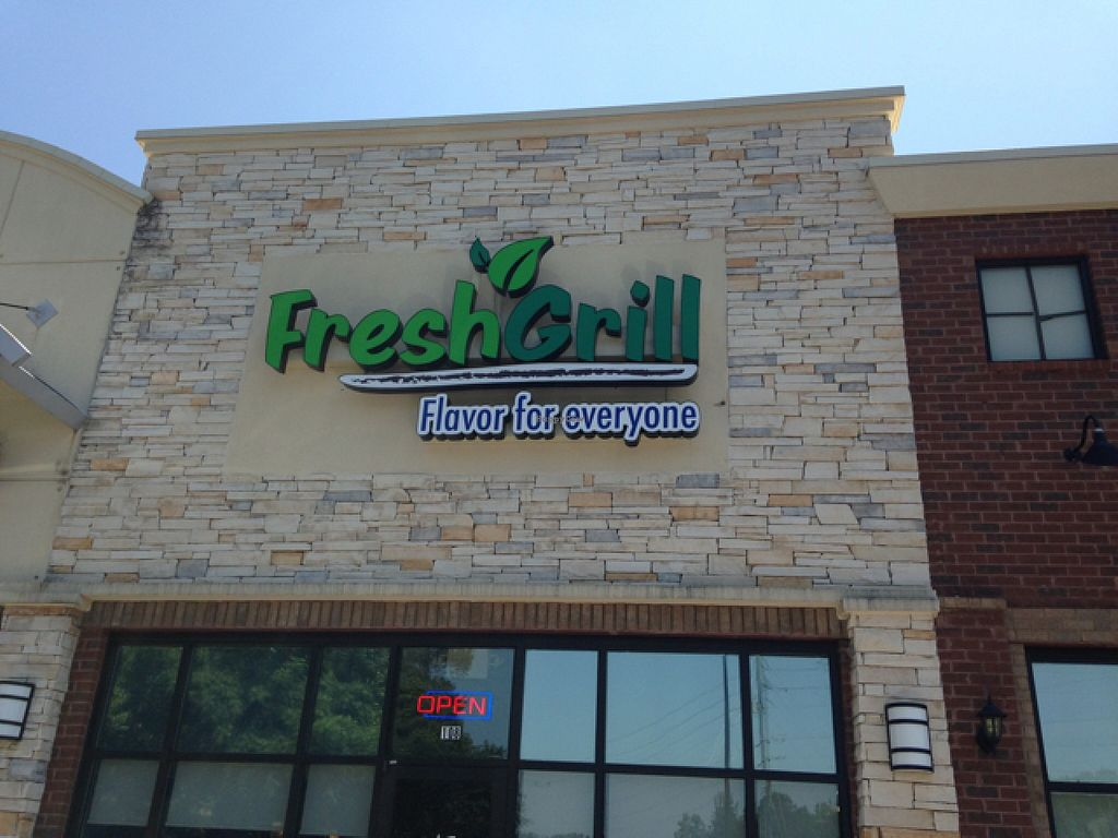 """Photo of Fresh Grill  by <a href=""""/members/profile/calamaestra"""">calamaestra</a> <br/>outside <br/> June 17, 2016  - <a href='/contact/abuse/image/75216/154423'>Report</a>"""