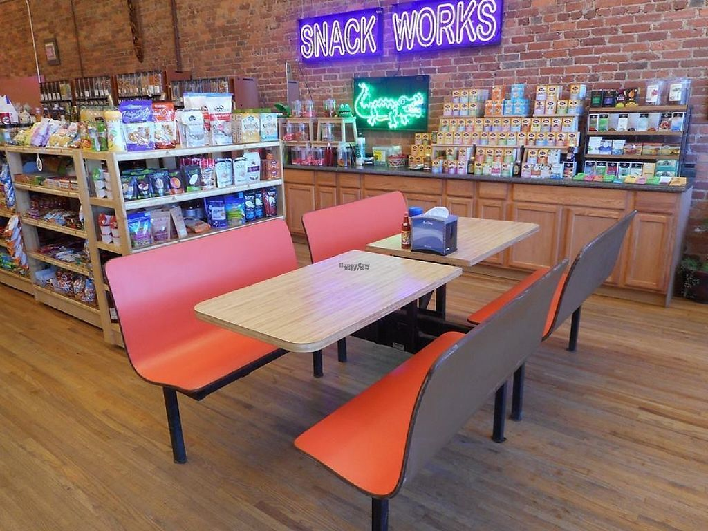 """Photo of Snack Works  by <a href=""""/members/profile/community"""">community</a> <br/>inside Snack Works <br/> March 23, 2017  - <a href='/contact/abuse/image/75254/239707'>Report</a>"""