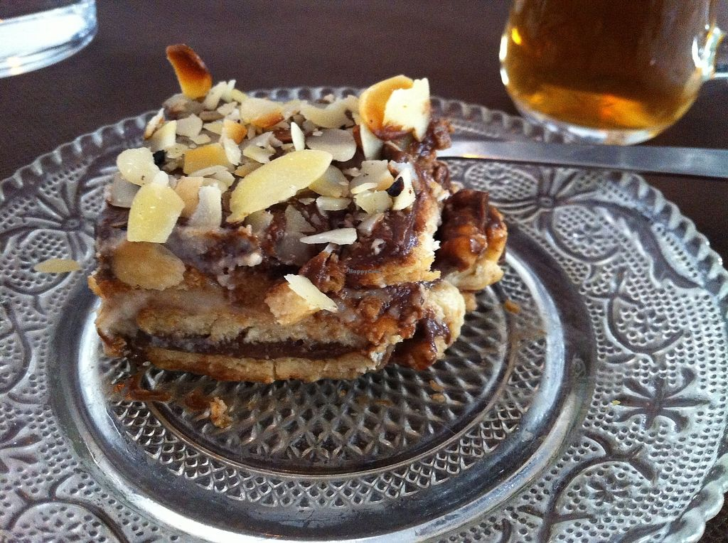 """Photo of La Rogeta Cuina Vegana  by <a href=""""/members/profile/Vegane_Globetrotterin"""">Vegane_Globetrotterin</a> <br/>dessert <br/> July 2, 2017  - <a href='/contact/abuse/image/75267/275898'>Report</a>"""