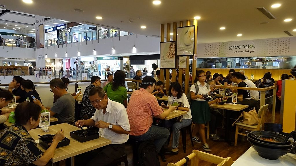 """Photo of Greendot  by <a href=""""/members/profile/JimmySeah"""">JimmySeah</a> <br/>dining area <br/> May 21, 2017  - <a href='/contact/abuse/image/75279/260970'>Report</a>"""