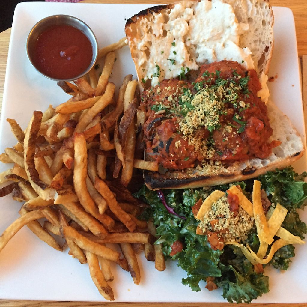 """Photo of Pure Kitchen - Elgin St  by <a href=""""/members/profile/MelissaM83"""">MelissaM83</a> <br/>""""neatball"""" sub :) <br/> March 12, 2017  - <a href='/contact/abuse/image/75281/235314'>Report</a>"""