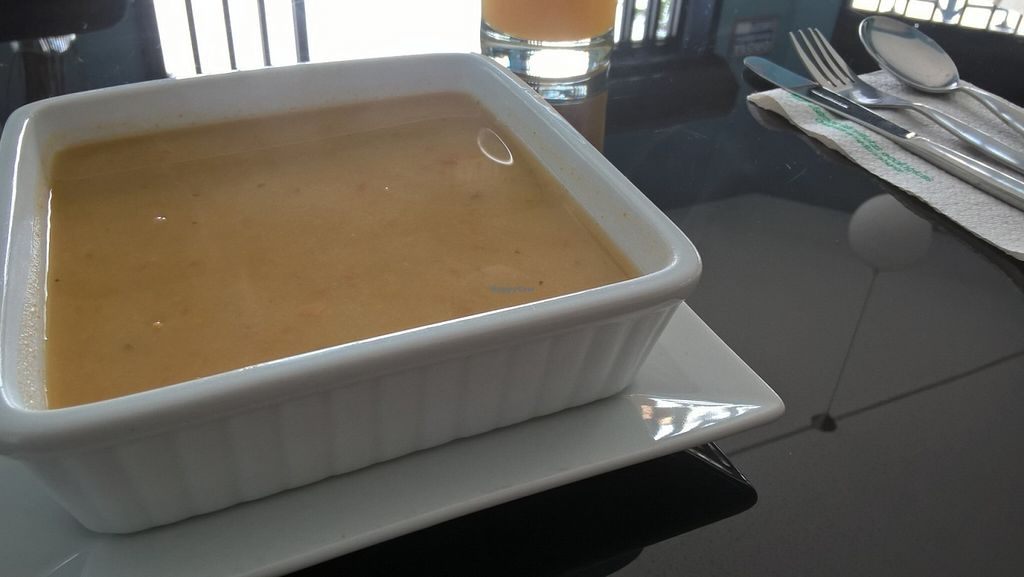 """Photo of La Familia Groen  by <a href=""""/members/profile/pamlovesyams"""">pamlovesyams</a> <br/>sopa de garbanzo chickpea soup  <br/> July 14, 2016  - <a href='/contact/abuse/image/75297/159691'>Report</a>"""