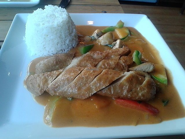 "Photo of Papa No  by <a href=""/members/profile/deadpledge"">deadpledge</a> <br/>Vegan duck breast <br/> August 9, 2017  - <a href='/contact/abuse/image/75311/290786'>Report</a>"