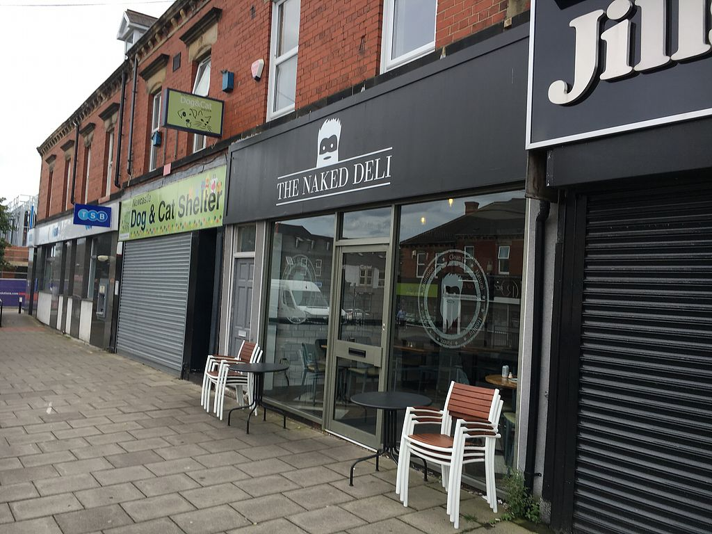 """Photo of The Naked Deli - Heaton  by <a href=""""/members/profile/hack_man"""">hack_man</a> <br/>outside <br/> July 26, 2017  - <a href='/contact/abuse/image/75328/285152'>Report</a>"""