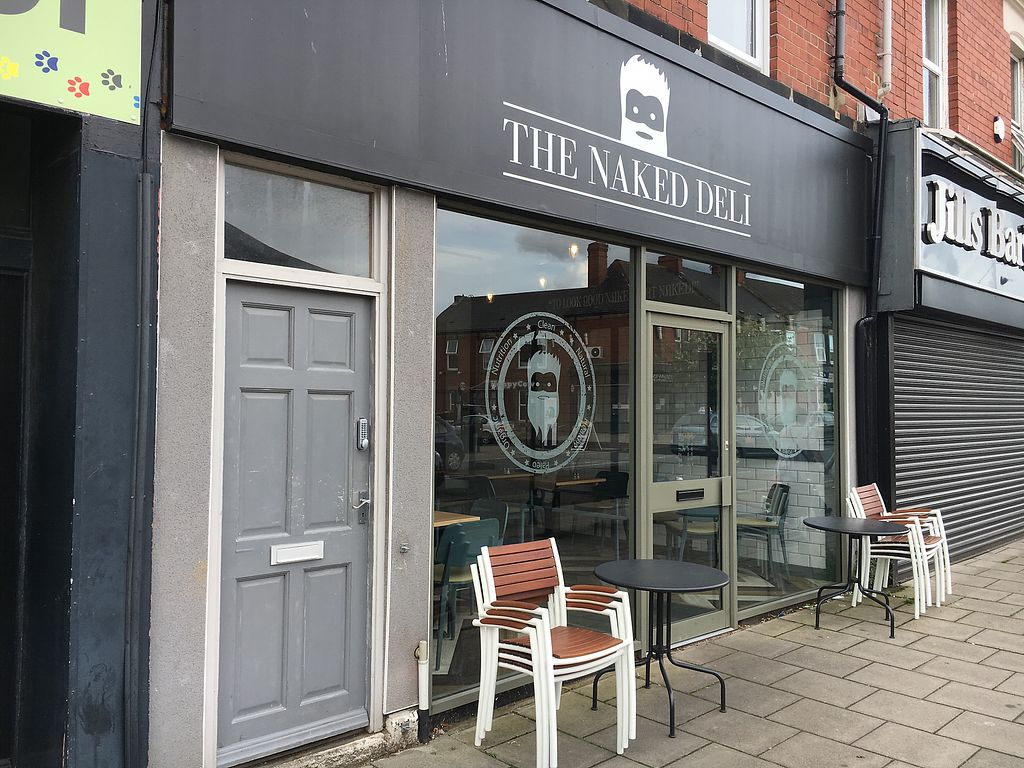 """Photo of The Naked Deli - Heaton  by <a href=""""/members/profile/hack_man"""">hack_man</a> <br/>outside <br/> July 26, 2017  - <a href='/contact/abuse/image/75328/285154'>Report</a>"""