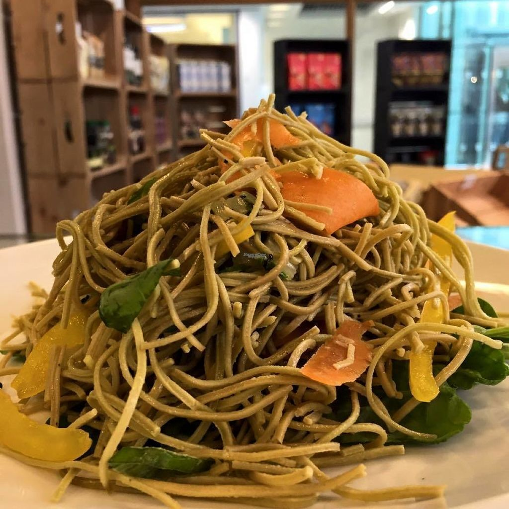 """Photo of The Naked Deli - Gosforth  by <a href=""""/members/profile/Meaks"""">Meaks</a> <br/>Superfood Salad <br/> August 4, 2016  - <a href='/contact/abuse/image/75329/165344'>Report</a>"""