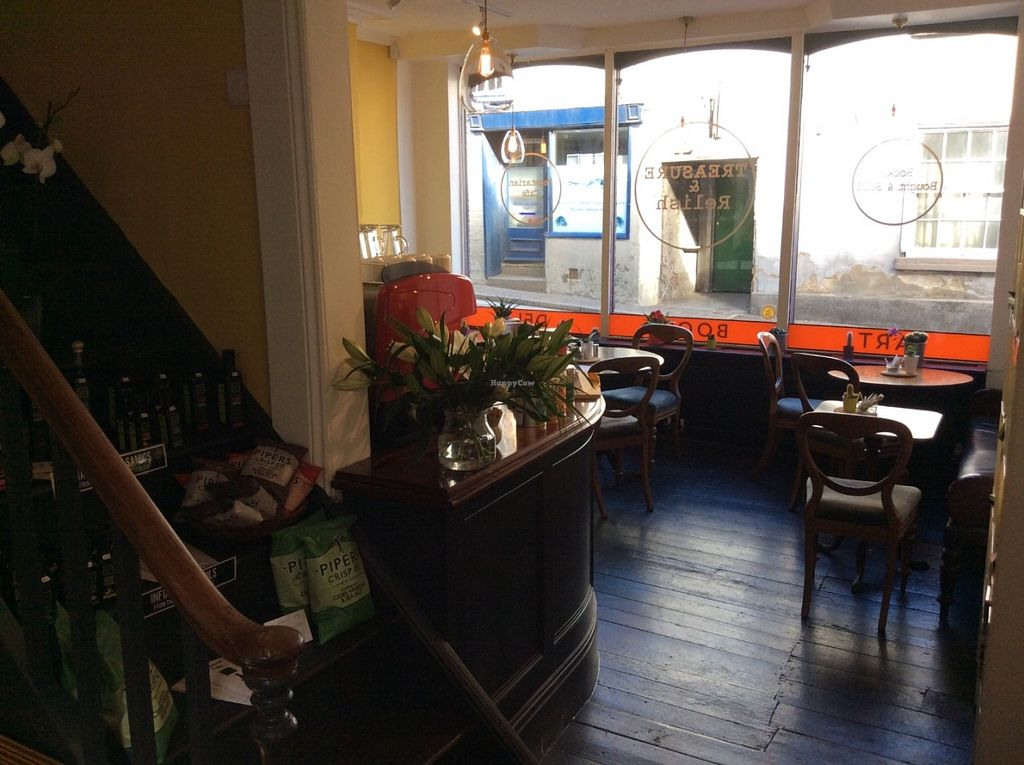 """Photo of Treasure & Relish  by <a href=""""/members/profile/LittleHans"""">LittleHans</a> <br/>Inside Treasure & Relish Cafe <br/> June 21, 2016  - <a href='/contact/abuse/image/75341/155285'>Report</a>"""