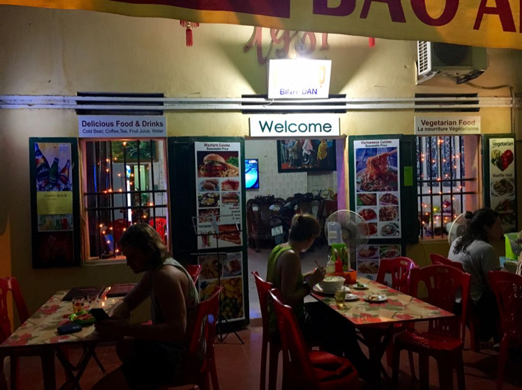 """Photo of Bao Anh  by <a href=""""/members/profile/Aaronr"""">Aaronr</a> <br/>front of restaurant <br/> June 19, 2016  - <a href='/contact/abuse/image/75343/154831'>Report</a>"""