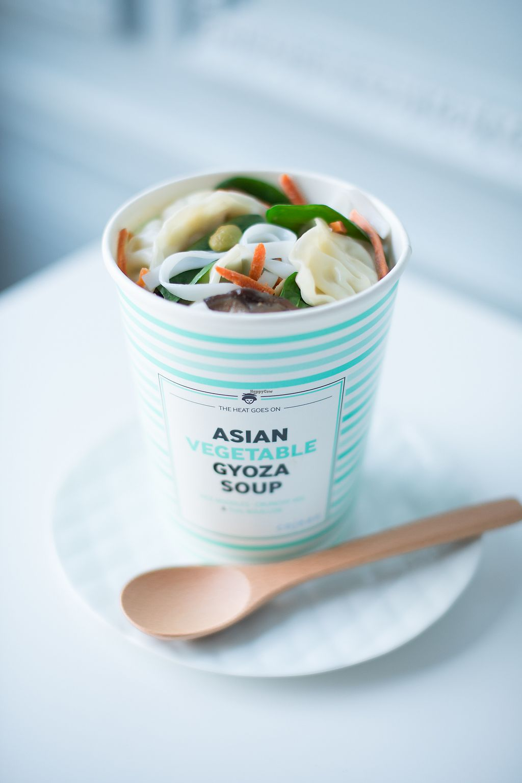 """Photo of Cojean - Printemps  by <a href=""""/members/profile/AngeleD"""">AngeleD</a> <br/>ASIAN GYOZA NOODLE SOUP <br/> December 18, 2017  - <a href='/contact/abuse/image/75377/336856'>Report</a>"""