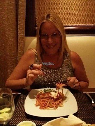 "Photo of Wynn Hotel - Allegro  by <a href=""/members/profile/debbiesmall"">debbiesmall</a> <br/>Wynn Vegas Vegan ? <br/> August 26, 2016  - <a href='/contact/abuse/image/75394/171527'>Report</a>"