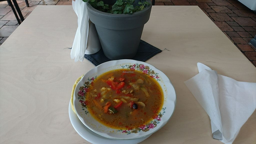"Photo of Terapija  by <a href=""/members/profile/cyberlp23"">cyberlp23</a> <br/>Veggie soup <br/> September 8, 2017  - <a href='/contact/abuse/image/75403/302088'>Report</a>"
