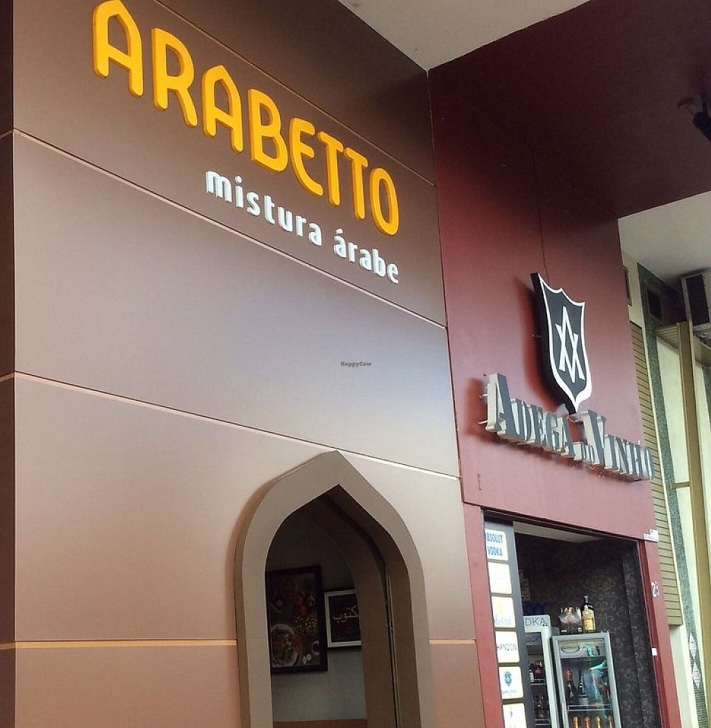 """Photo of Arabetto - Asa Sul  by <a href=""""/members/profile/bfeitosa"""">bfeitosa</a> <br/>Arabetto entrance <br/> June 20, 2016  - <a href='/contact/abuse/image/75416/298037'>Report</a>"""