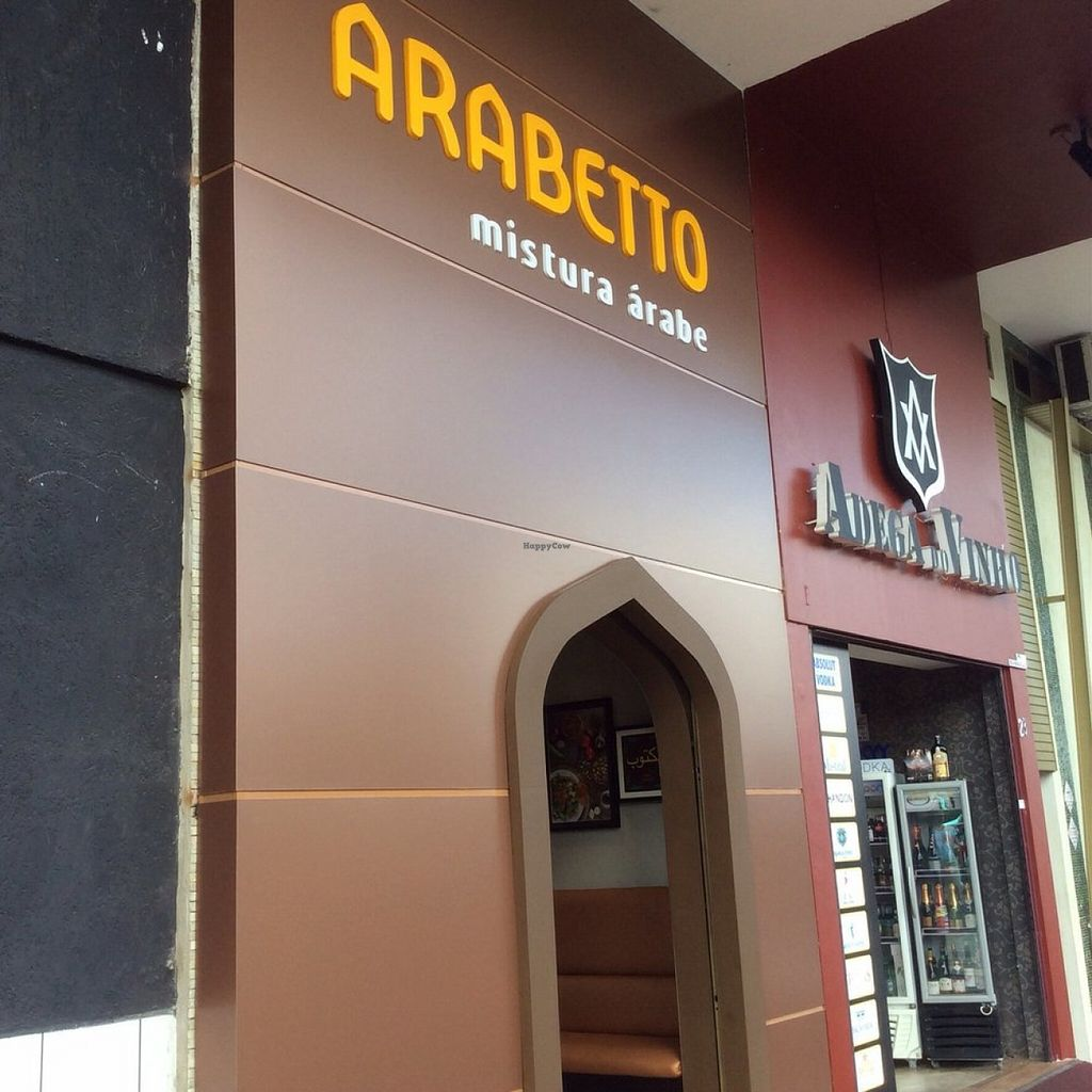 """Photo of Arabetto - Sudoeste  by <a href=""""/members/profile/bfeitosa"""">bfeitosa</a> <br/>arabetto entrance <br/> June 20, 2016  - <a href='/contact/abuse/image/75417/155159'>Report</a>"""