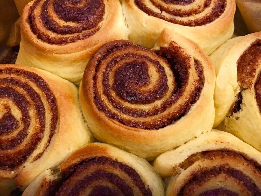 "Photo of Emmi's Kitchen  by <a href=""/members/profile/jenny123"">jenny123</a> <br/>Vegan Cinnamon Rolls <br/> September 26, 2016  - <a href='/contact/abuse/image/75418/178021'>Report</a>"