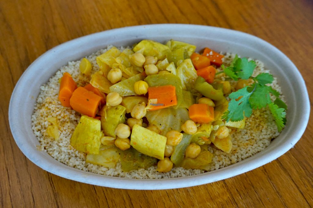 """Photo of Couscous a Gogo  by <a href=""""/members/profile/JustineHabib"""">JustineHabib</a> <br/>Berber Couscous with organic veggies <br/> August 17, 2016  - <a href='/contact/abuse/image/75450/169373'>Report</a>"""