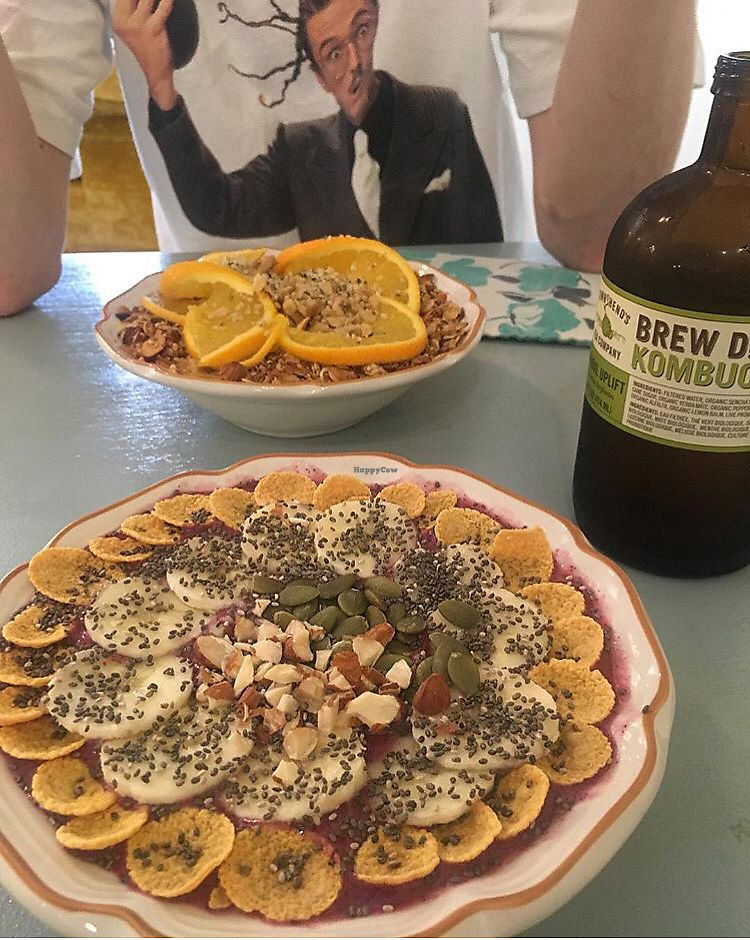 """Photo of The Pea Pod  by <a href=""""/members/profile/annieflannery"""">annieflannery</a> <br/>smoothie bowls at the pea pod are amazing!  <br/> August 12, 2017  - <a href='/contact/abuse/image/75452/291950'>Report</a>"""
